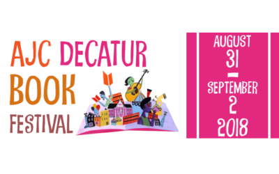 Sell Your Books at the Decatur Book Festival