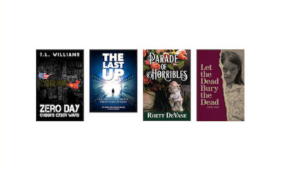 FAPA 2017 Book Awards Medalists Adult Fiction-General