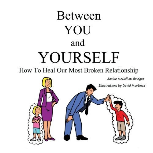 Between YOU and YOURSELF by Jackie McCollum-Bridges