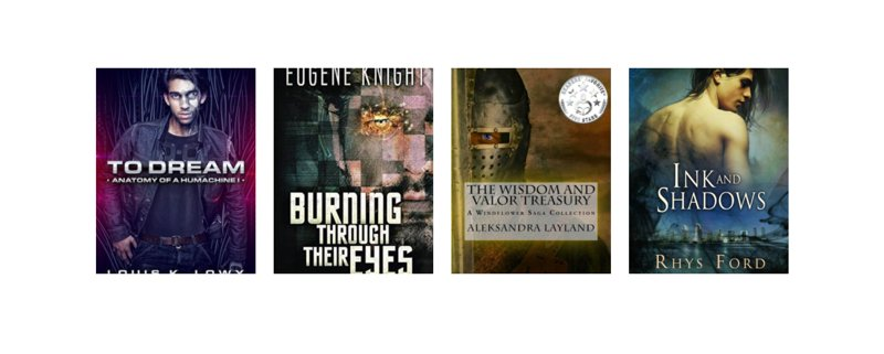 Book Awards Medalists Sci-Fi and Fantasy