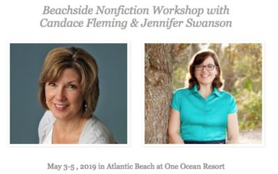 Children's Nonfiction Workshop with Candace Fleming & Jennifer Swanson