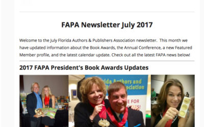 July 2017 FAPA Newsletter is out!