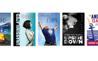 FAPA 2017 Book Awards Medalists Fiction: Young Adult-Romance-Coming of Age-New Adult