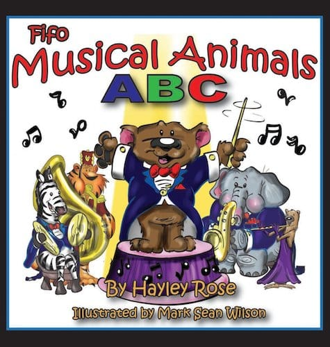 Fifo Musical Animals ABC by Hayley Rose