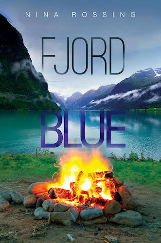 Fjord Blue by Nina Rossing