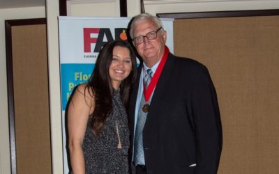 Meet Bob Dekle, this month's Featured Member and 2018 FAPA Medalist
