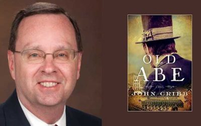 "The October ""Author Series"" will feature John Cribb, author of Old Abe."