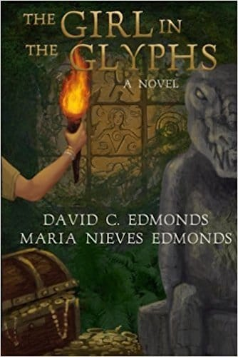 THE GIRL IN THE GLYPHS by David Edmonds