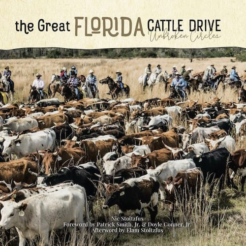 The Great Florida Cattle Drive- Unbroken Circles by Nic Stoltzfu