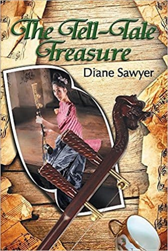 The Tell-Tale Treasure by Diane Sawyer