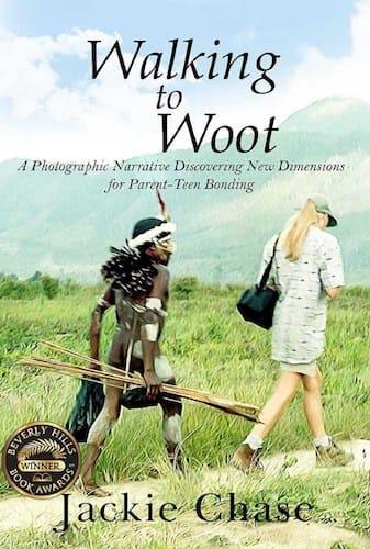 Walking to Woot- A Photographic Narrative Discovering New Dimensions for Parent-Teen Bonding by Jackie Chase